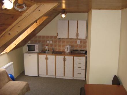 Velký rodinný apartmán