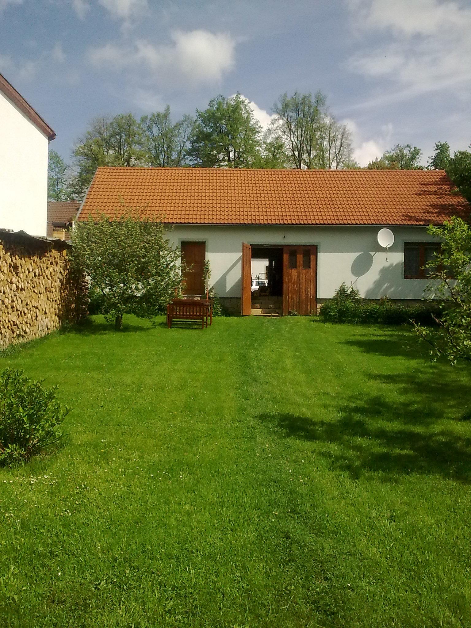 Zahradní domek s pokoji