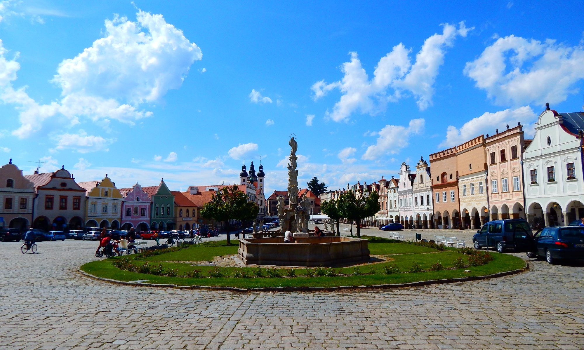 Ubytování Telč - Podolská Romana
